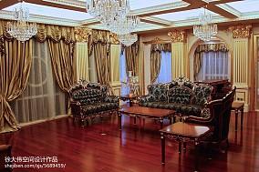 精美面积112平别墅卧室欧式欣赏图卧室3图欧式豪华设计图片赏析