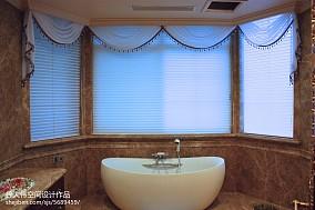 精美143平米欧式别墅卫生间装修图片大全卫生间欧式豪华设计图片赏析