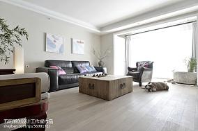 典雅120平混搭三居客厅效果图片大全