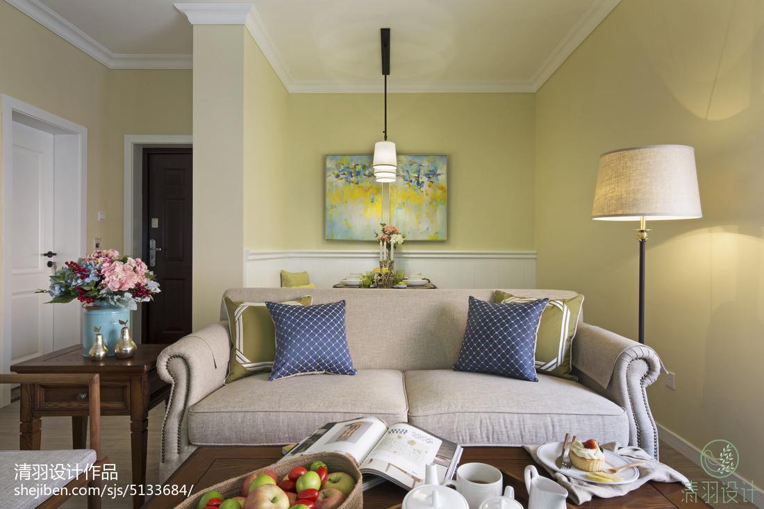 优雅90平混搭三居布置图81-100m²三居潮流混搭家装装修案例效果图