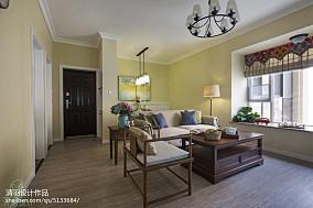 精选105平大小混搭三居装修图片81-100m²三居潮流混搭家装装修案例效果图