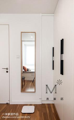 热门面积103平中式三居衣帽间装饰图片欣赏三居中式现代家装装修案例效果图