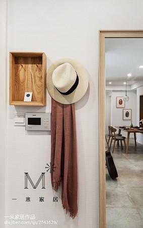 2018精选大小108平中式三居客厅装修实景图片欣赏三居中式现代家装装修案例效果图