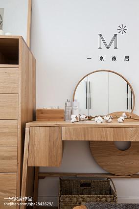 2018精选中式三居衣帽间实景图三居中式现代家装装修案例效果图