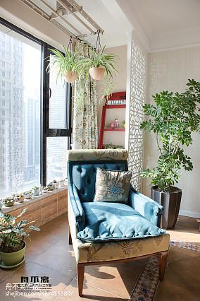 优雅111平混搭三居装饰图潮流混搭设计图片赏析