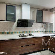 精选四居厨房中式效果图片欣赏