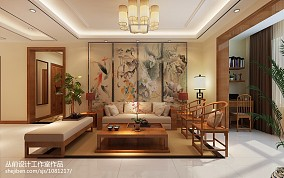 现代三居室装修示例
