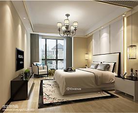 110平米装修美式客厅