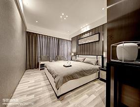热门中式卧室效果图片大全