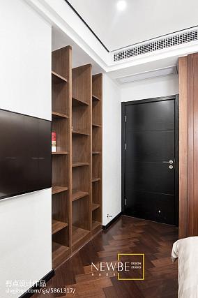 201870平米二居卧室中式装修设计效果图片欣赏