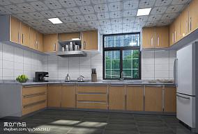 热门四居厨房现代装修图片