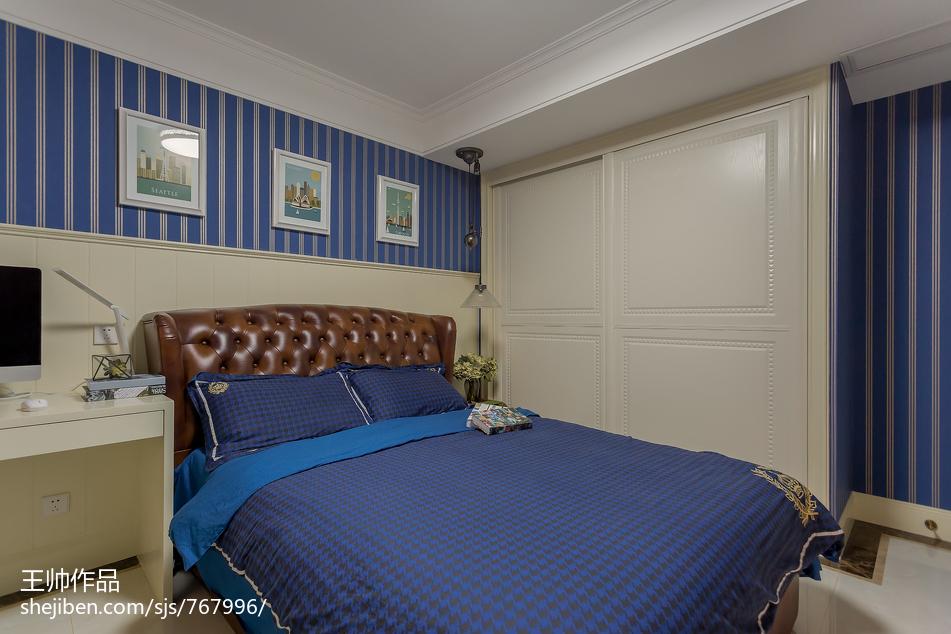 欧式儿童房衣柜装修效果图卧室1图欧式豪华卧室设计图片赏析