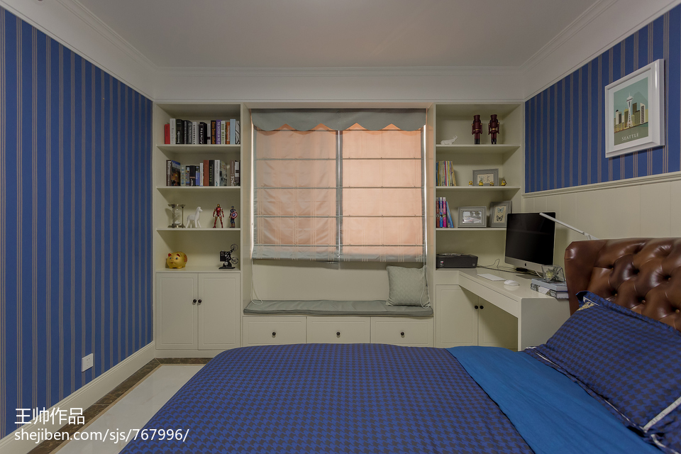 欧式风格窗台榻榻米装修图片欧式豪华设计图片赏析