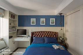 精美面积99平欧式三居儿童房装饰图三居欧式豪华家装装修案例效果图