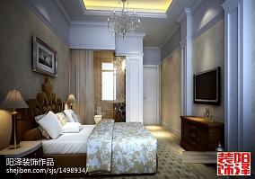 热门二居卧室中式装饰图片