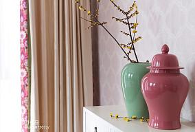热门别墅卧室东南亚装饰图片
