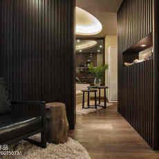 精美144平米中式别墅玄关装修效果图