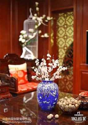 君山高尔夫一位藏家的第二居所别墅豪宅潮流混搭家装装修案例效果图