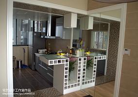 现代家居厨房设计装潢