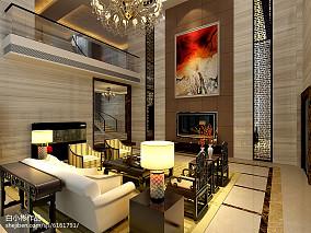 现代宜家风格背景墙装修设计