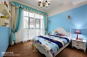 典雅812平美式别墅儿童房设计案例
