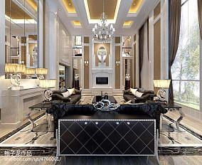 豪华卧室欧式建筑风格