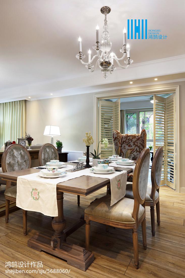 精美大小91平混搭三居餐厅欣赏图片大全厨房窗帘潮流混搭餐厅设计图片赏析