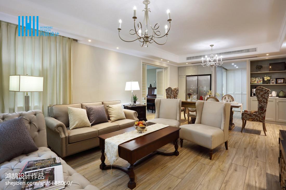 热门三居休闲区混搭实景图片客厅潮流混搭客厅设计图片赏析
