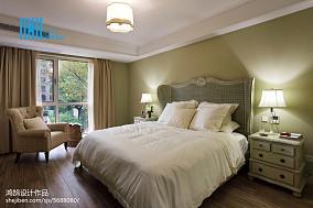 201892平米三居卧室混搭装修效果图片