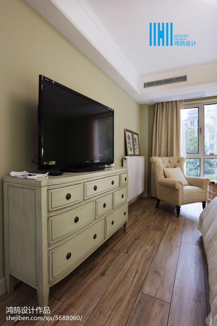 精选大小98平混搭三居卧室装修图片欣赏卧室窗帘潮流混搭卧室设计图片赏析