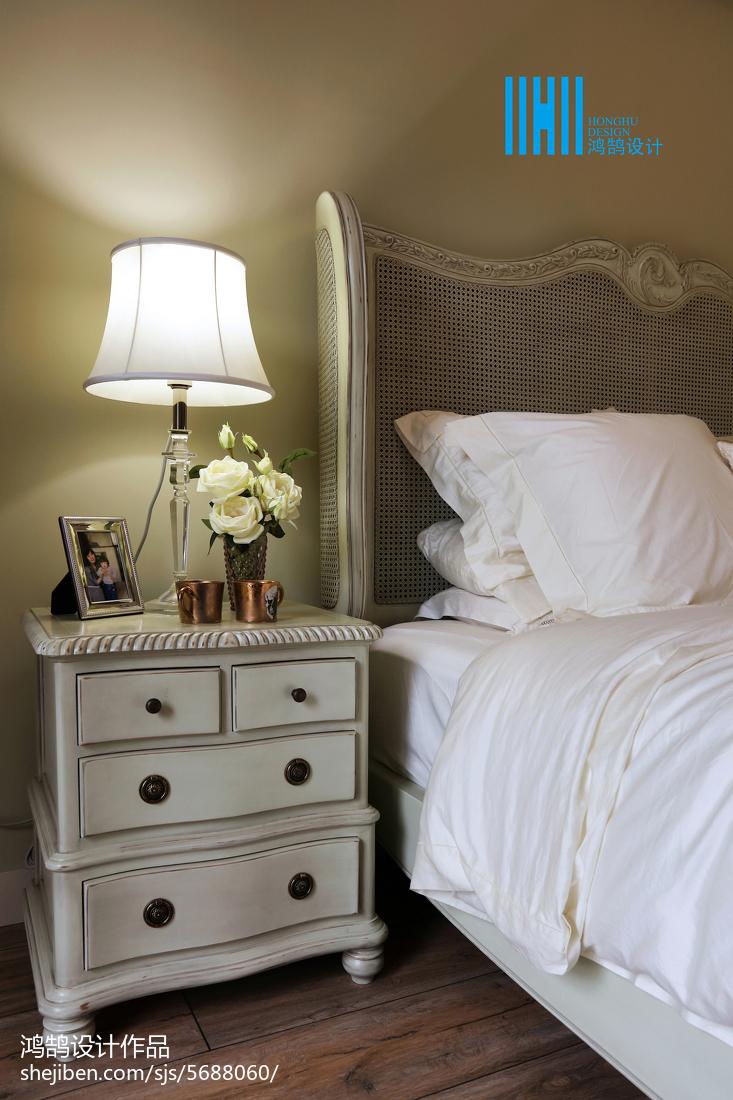 面积109平混搭三居卧室装修效果图片大全卧室潮流混搭卧室设计图片赏析