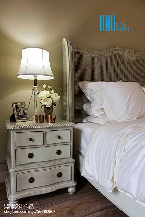 面积109平混搭三居卧室装修效果图片大全