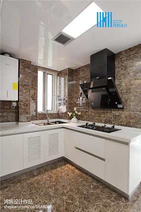 精美简约三居厨房装饰图片