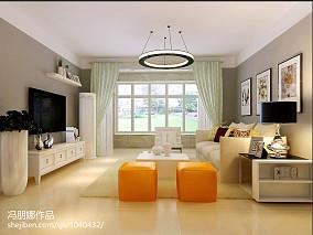 欧式风格楼房装修室内图片