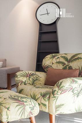 精美103平米三居客厅简约欣赏图片三居现代简约家装装修案例效果图