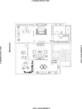 中式装修奢华卧室图
