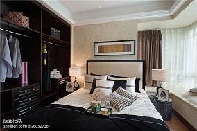 74.8平精选卧室现代装修效果图片欣赏