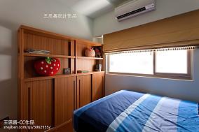热门三居儿童房东南亚效果图片