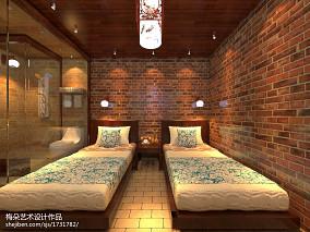 现代装饰千川木门