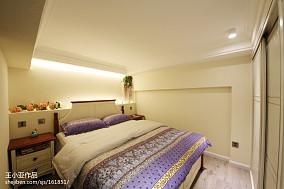 精选面积116平复式卧室实景图片