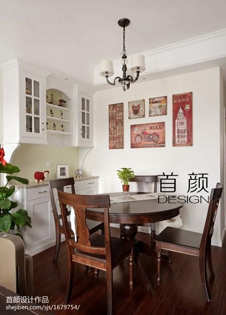 优雅89平混搭二居效果图片大全二居潮流混搭家装装修案例效果图