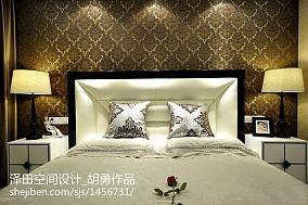 大气标准两室两厅户型效果图