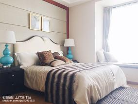 热门卧室混搭装修效果图片