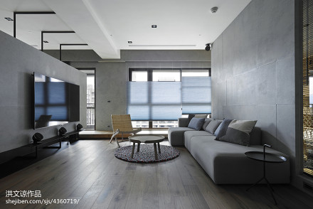 精选三居客厅现代装饰图片欣赏