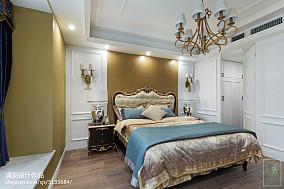 精美别墅卧室新古典装修图片欣赏