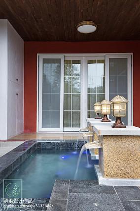 浪漫891平新古典别墅图片欣赏别墅豪宅美式经典家装装修案例效果图