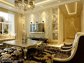 别墅客厅装潢设计