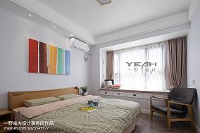 简约卧室装修图设计