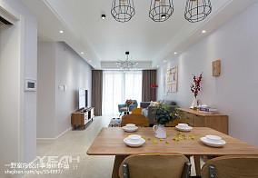 精美面积75平简约二居卧室装修设计效果图片欣赏