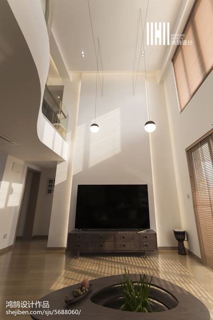 2018精选面积131平复式客厅日式装饰图片欣赏